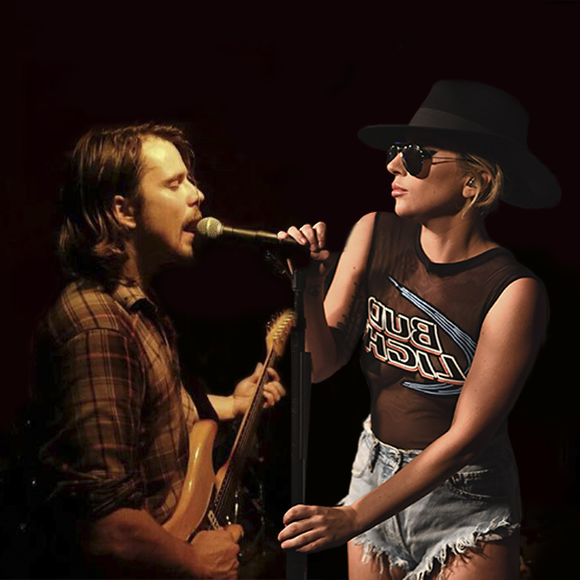 Lady Gaga Collabs on Lukas Nelson's New LP
