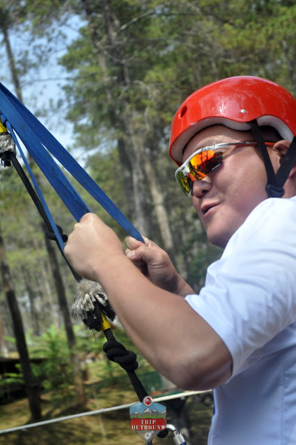 Outbound Training Seru