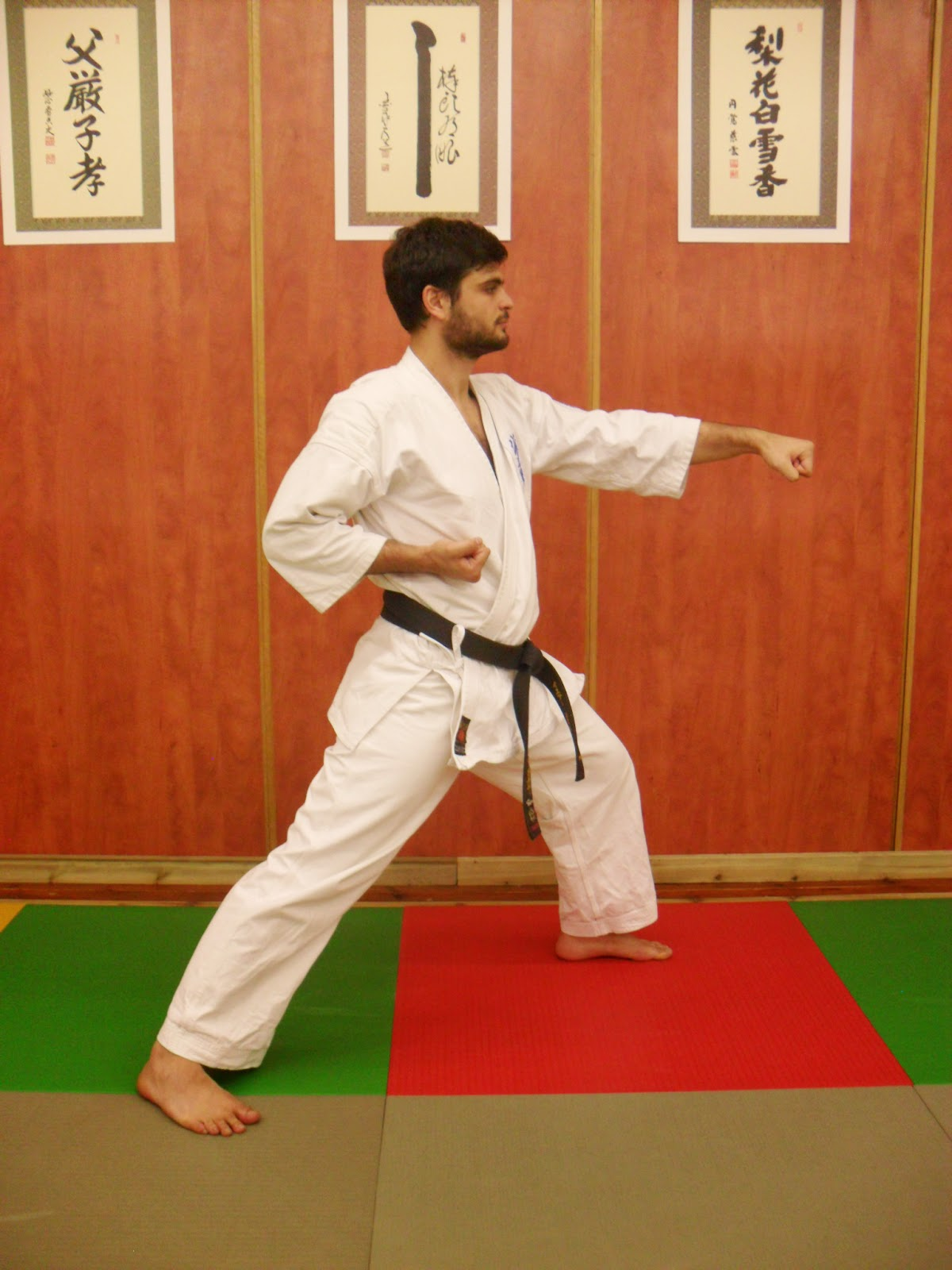Japanese in Karate