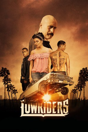 Poster Lowriders 2016