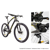 27.5 Inch Ravage 4.0 Thrill Mountain Bike