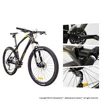 27.5 Inch Ravage 4.0 Thrill Mountain Bike