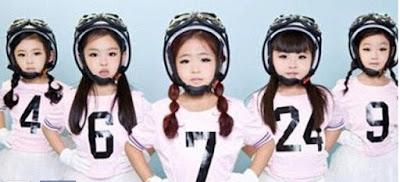 Mini Girl yang Bikin Anda Geleng-geleng Kepala