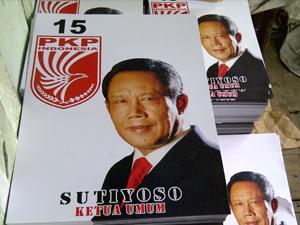 Poster Pemilu