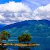 Keindahan Wisata Alam Danau Singkarak Sumatra Barat
