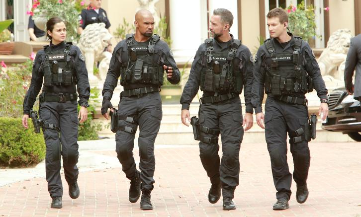 S.W.A.T. - Episode 1.05 - Imposters - Promotional Photos & Press Release