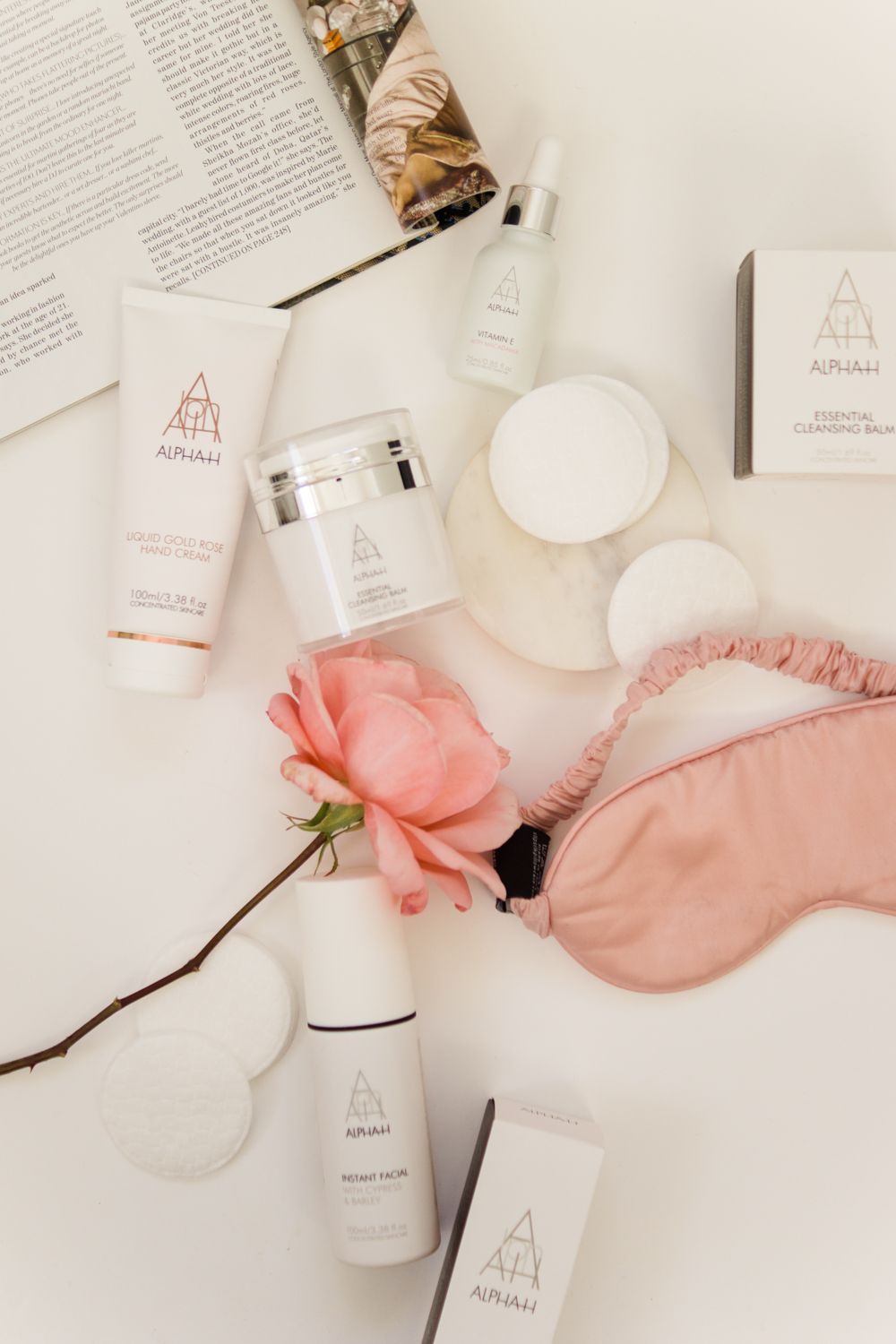 alpha-h-skincare-flatlay-review-barely-there-beauty-blog