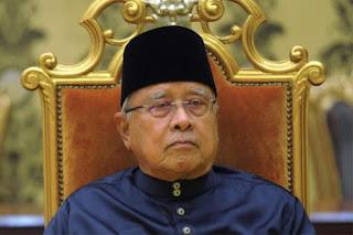 Tun Abdul Rahman Dilantik Semula YDP Pulau Pinang