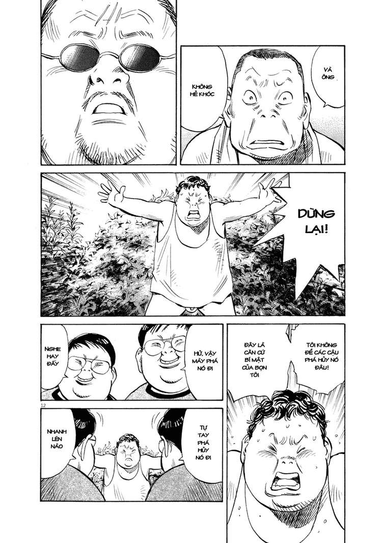 20th Century Boys chapter 234 trang 25