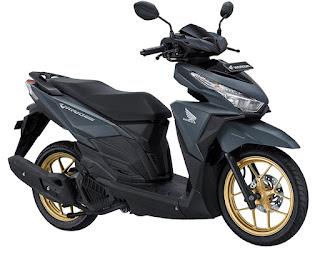 Spesifikasi Sepeda Motor Honda Vario 125 eSP