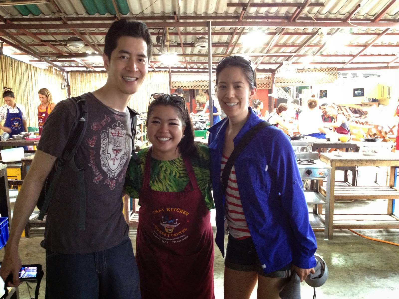 Chiang Mai - We loved our instructor