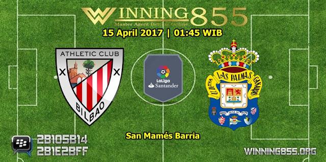 Prediksi Skor Athletic Bilbao vs Las Palmas 15 April 2017