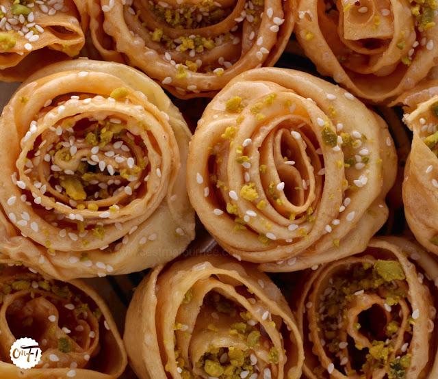 Souvent Les manicotti tunisiens TI83