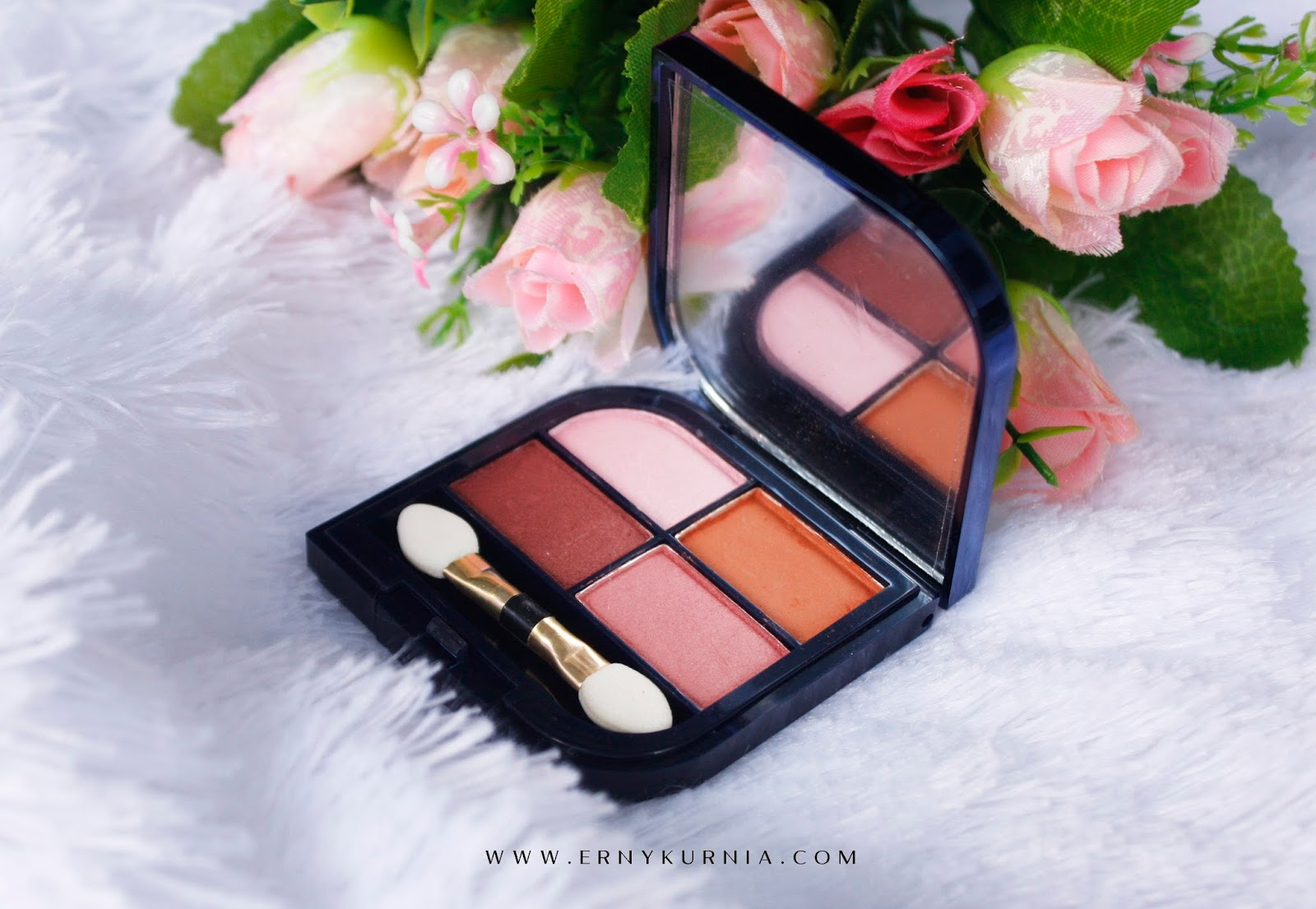 www.ernykurnia.com, eye shadow pallette, eye shadow lokal, eye shadow murah, produk lokal
