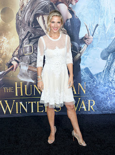 The Huntsman: Winter's War Premiere-Apr 11 2016