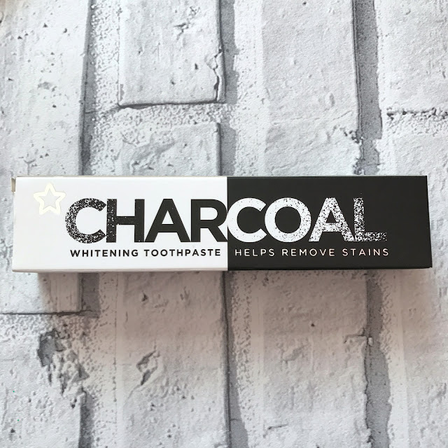 Superdrug Charcoal Toothpaste