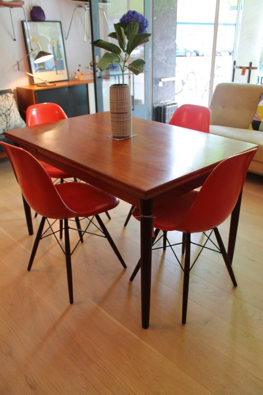 Verkauft Teak Tisch 60er Jahre Dänisch Ausziehbar Patinamöbel