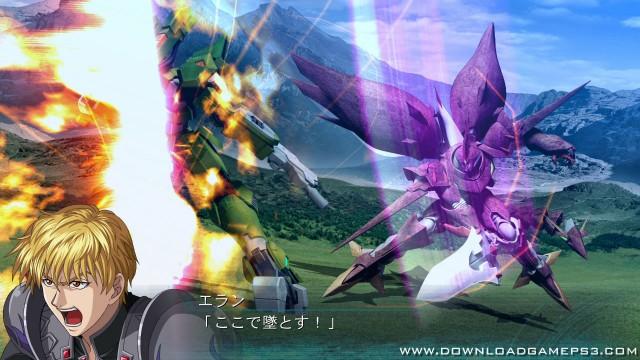 Super Robot Taisen OG Saga Masou Kishin 3 Pride of Justice