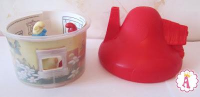 Смурфики - коллекция игрушек Happy Meal Smurfs из Украины
