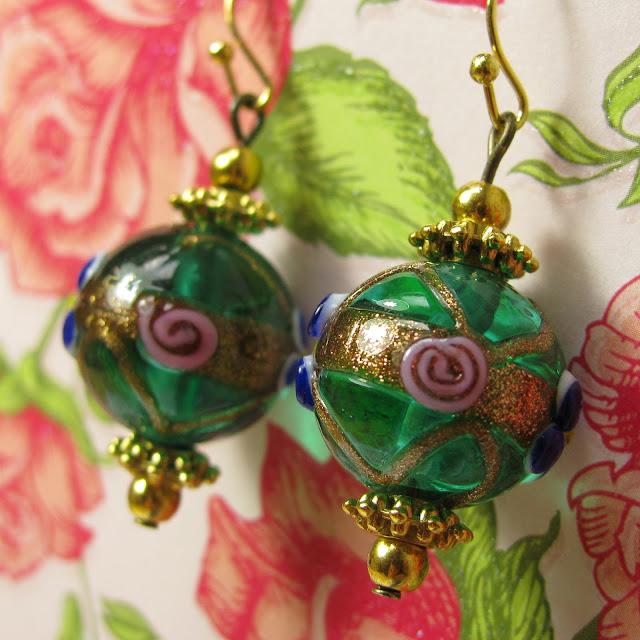 Emerald smaragdgroene oorbellen