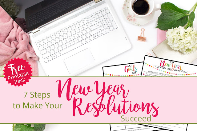 HOW TO HELP MAKE YOUR NEW YEAR RESOLUTIONS GOALS SUCCEED