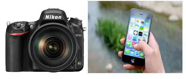 Mana Yang Lebih Bagus? Foto Hasil Kamera DSLR/Mirrorless atau Kamera Smartphone?