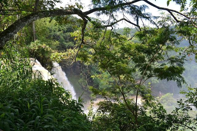 Brésil, Argentine, chutes d'iguaçu, iguazu, cascades
