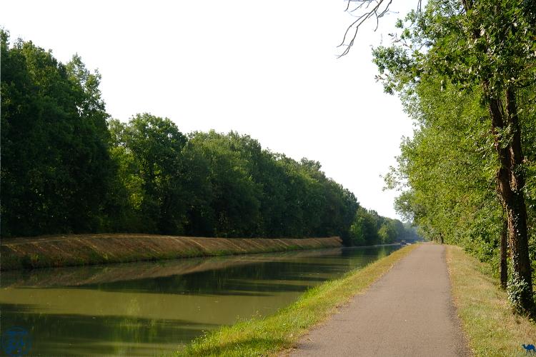 Le Chameau Bleu - Blog Canal des deux mers à vélo - Blog Voyage à vélo en France -