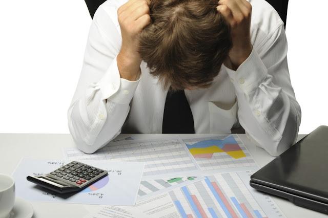 Penyebab Kegagalan dan Kesalahan Umum Bisnis Online Mengalami Bangkrut ( Pailit )