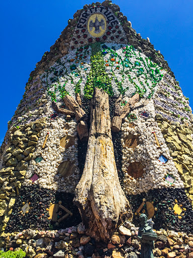 The Tree of Life at the Dickeyville Grotto
