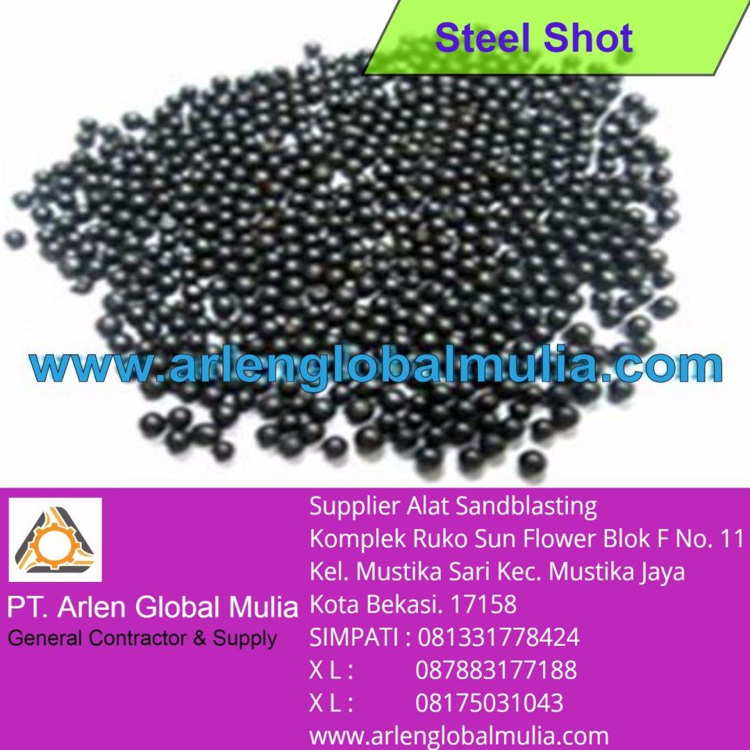 Jual Glass Beads Supplier Alat Sandblasting