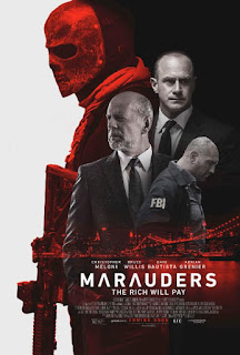 Download Film Marauders (2016) Bluray Full HD Subtitle Indonesia