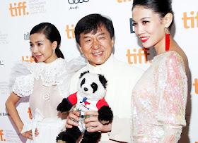 Hot pic: Yao Xingtong nipples in see thru dress