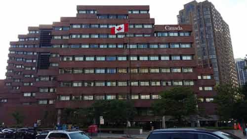 North York Canada Building