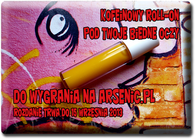 Roll-on kofeinowy trafia do...