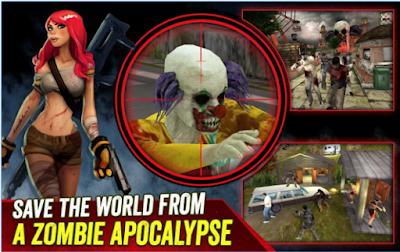 Zombie Hunter Apocalypse Mod Apk Mod Money