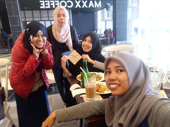 Warung Koffie Batavia Hadir di Makassar