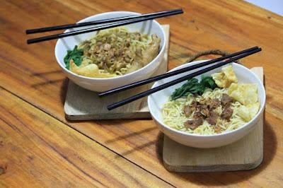 Noodle Post dan UGM