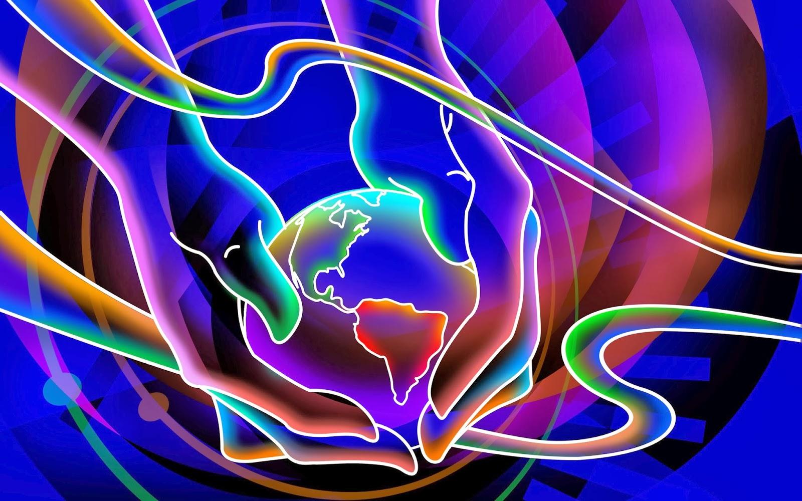 Artsy Wallpaper Modern Girl Hot Girl Wallpaper Best 3d Colour Ful Neon Lovely Hd