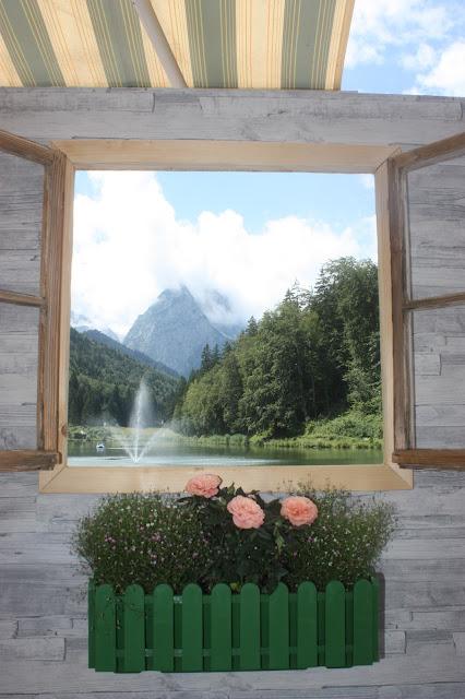Beste Aussichten - Fenster zum See - Photobooth