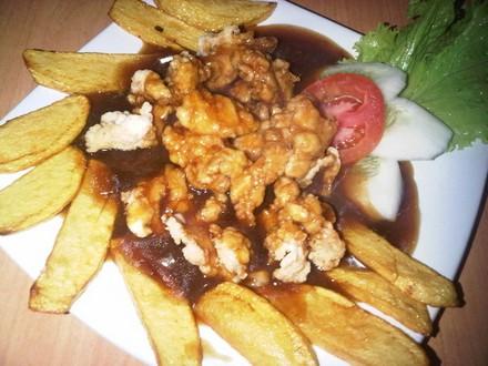 Menu Ramadan Resep Masakan Bistik Ayam