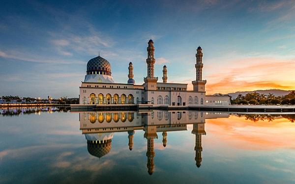 State mosque Kota Kinabalu Sabah