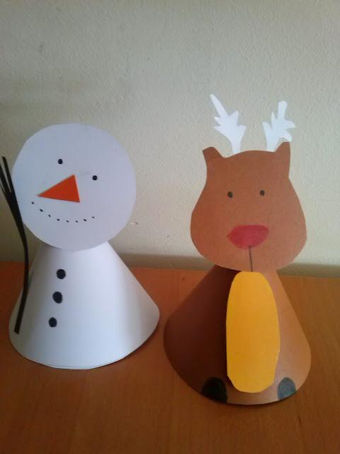muñeco-nieve-reno-navidad-manualidades-niños