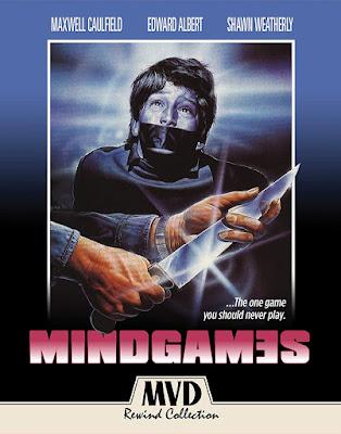Mind Games 1989 Bluray