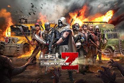 Download Game Last Empire-War Z v1.0.84 APK Update Version