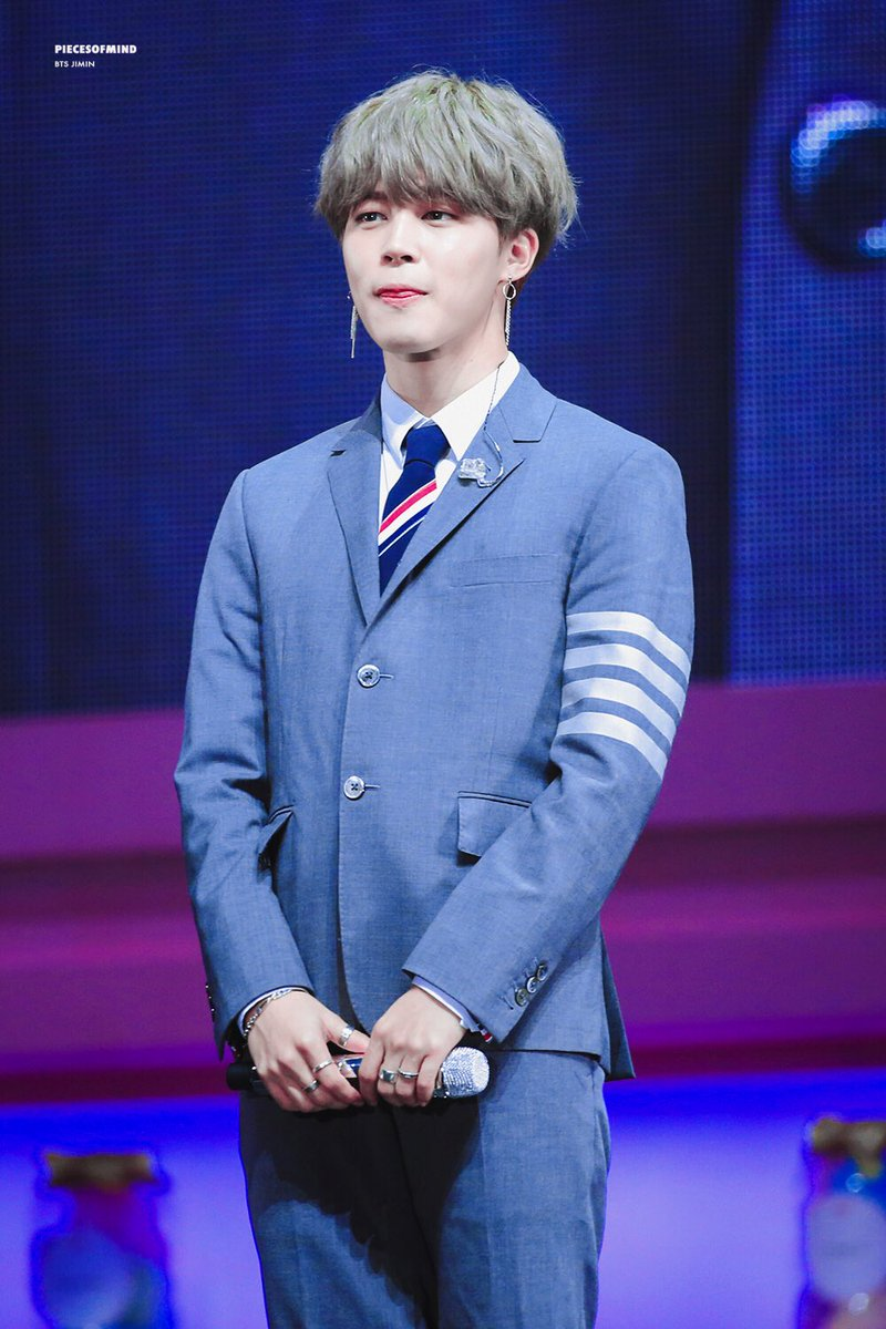 Bts Jimin Changes Hair Color Daily K Pop News