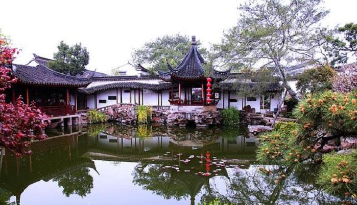 Wangshiyuan Garden