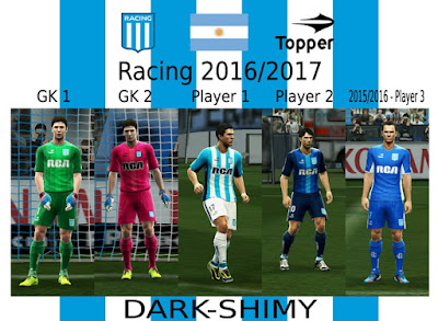 Racing 2016/2017