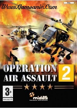 Operation Air Assault 2 Game Cover