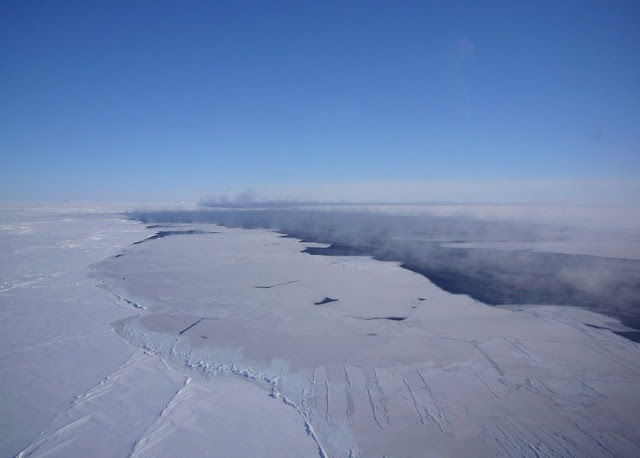 Antarctica: Return of the Weddell polynya supports Kiel climate model